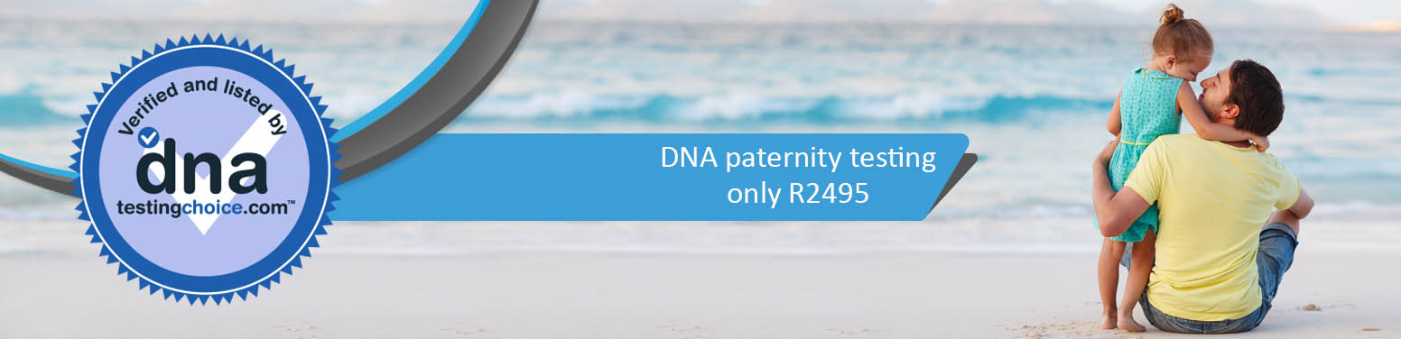 Home DNA Testing and Paternity Testing in South Africa R2395